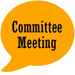Next Committee Meeting! Please join us!!