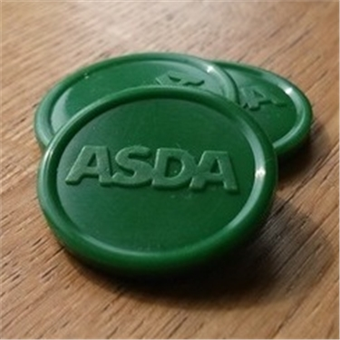 Shopping at ASDA? Lend us your support with your green token!